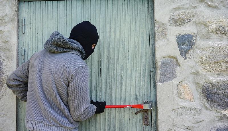 Emergenza furti: quella tranquillità interrotta