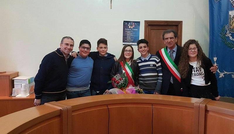 Bompietro, eletta la baby amministrazione: il nuovo mini-sindaco è Carla Saguto