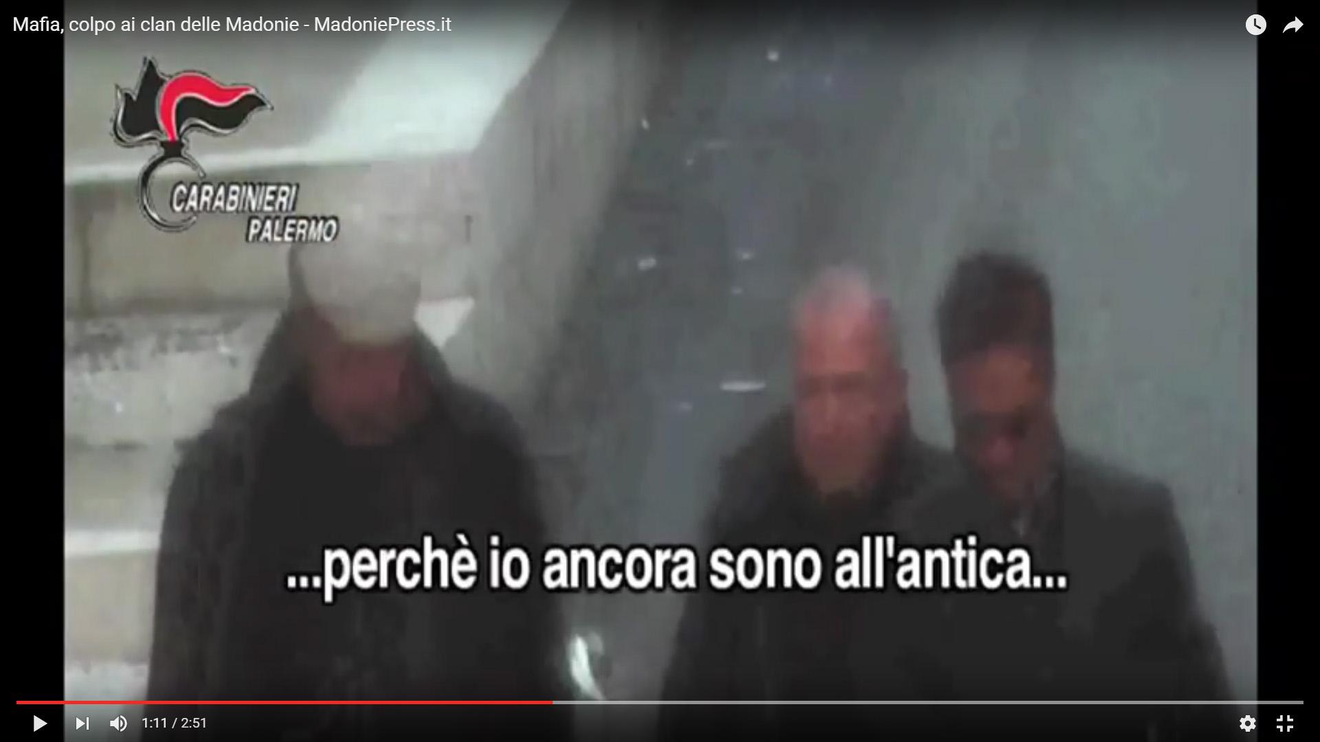 Processo Black Cat, ecco la sentenza: 173 anni di carcere per la mafia madonita