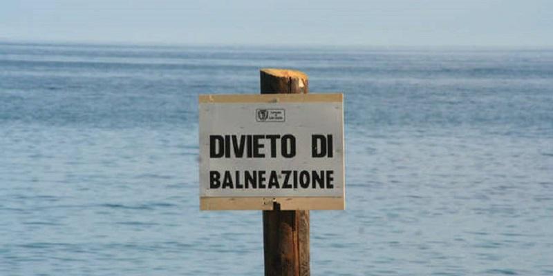 Mare inquinato, ecco i tratti vietati fra Termini e Cefalù