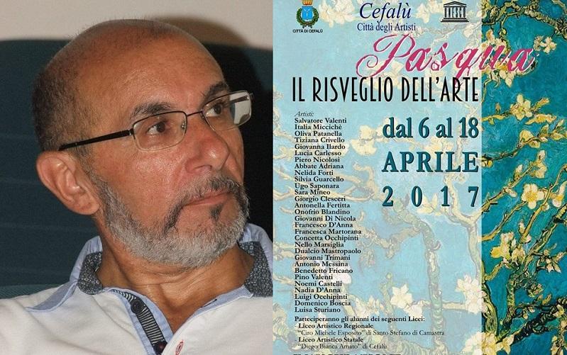 """A Cefalù la collettiva """"Pasqua – Il risveglio dell'Arte"""""""