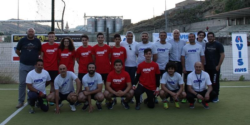 Gangi, al via il torneo di Calcio a 5 organizzato dall'Avis