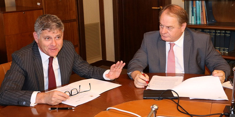 Agricoltura, firmato protocollo fra Regione e Unicredit per l'accesso al credito