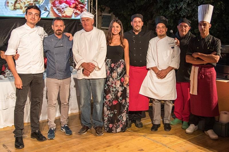 """Gangi, eletto il """"Miglior chef delle Madonie"""""""