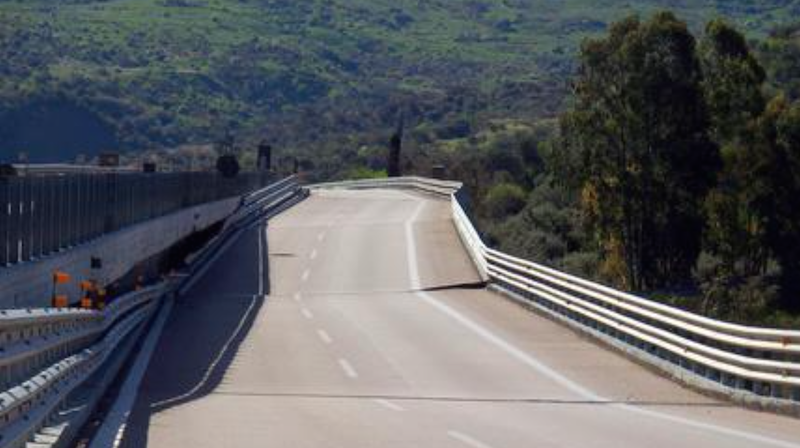 Crollo del viadotto Himera, emessi cinque avvisi di garanzia