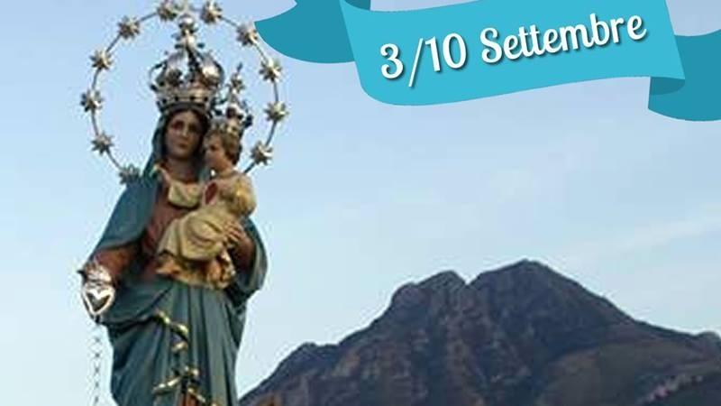 Termini Imerese, al via i festeggiamenti in onore di Maria Santissima della Catena