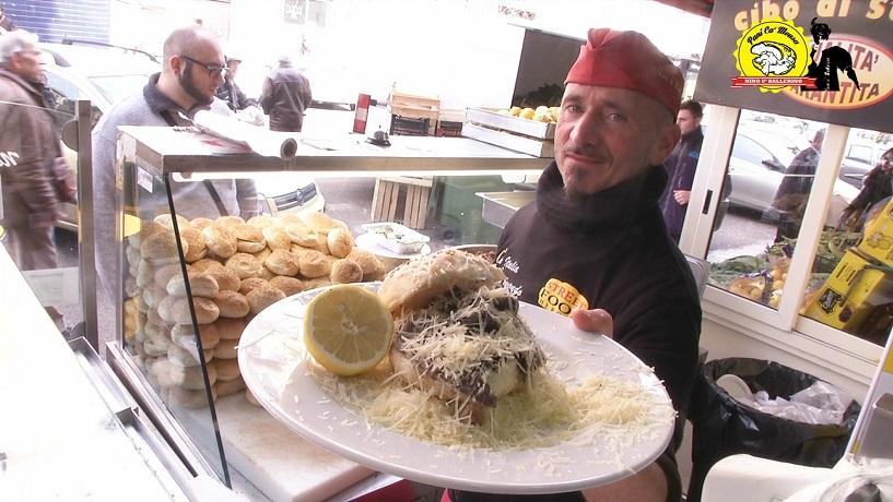 """""""Termini Meusa Show"""", la festa dello Street Food con Nino 'u ballerino"""