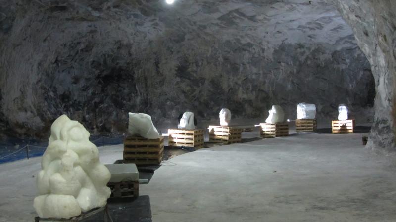 Sculture di sale, a Petralia Soprana torna la Biennale Internazionale