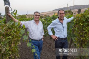 Salvatore Cicco e Franco Mastrandrea