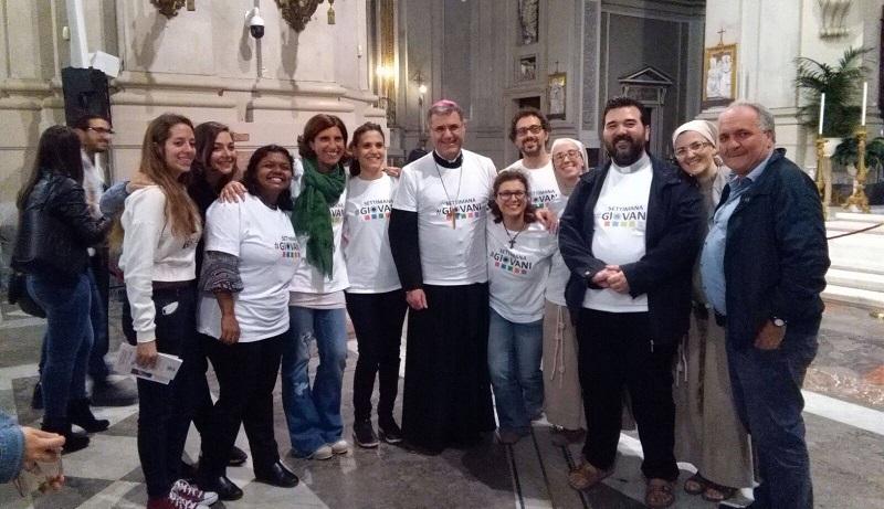 """""""La settimana dei Giovani"""": l'arcivescovo Lorefice incontra i ragazzi"""
