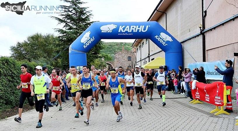 Podismo, a Castelbuono premiati i nuovi Campioni Regionale Acsi