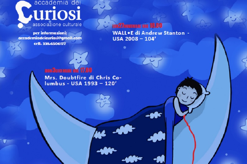 Castelbuono, l'Accademia dei Curiosi organizza rassegna cinematografica per bambini