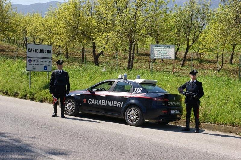 Castelbuono, voleva svaligiare appartamenti durante il Funghi Fest: arrestato