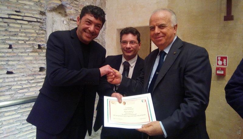 Fiera Nazionale del Panettone e del Pandoro, un premio a Fiasconaro