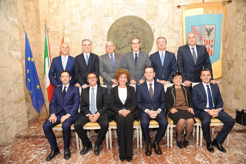 Nasce il governo Musumeci. Ecco i nomi e le deleghe degli assessori