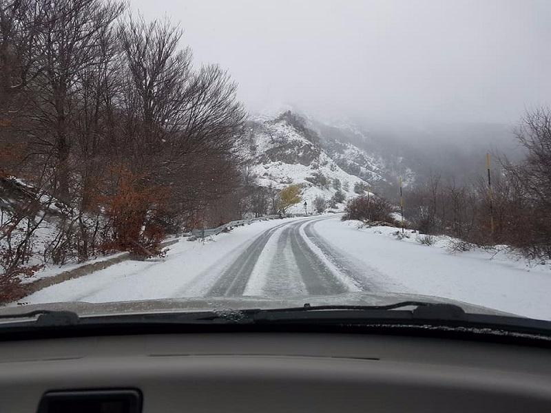 Maltempo, venti di burrasca e nevicate a bassa quota: allerta gialla in Sicilia