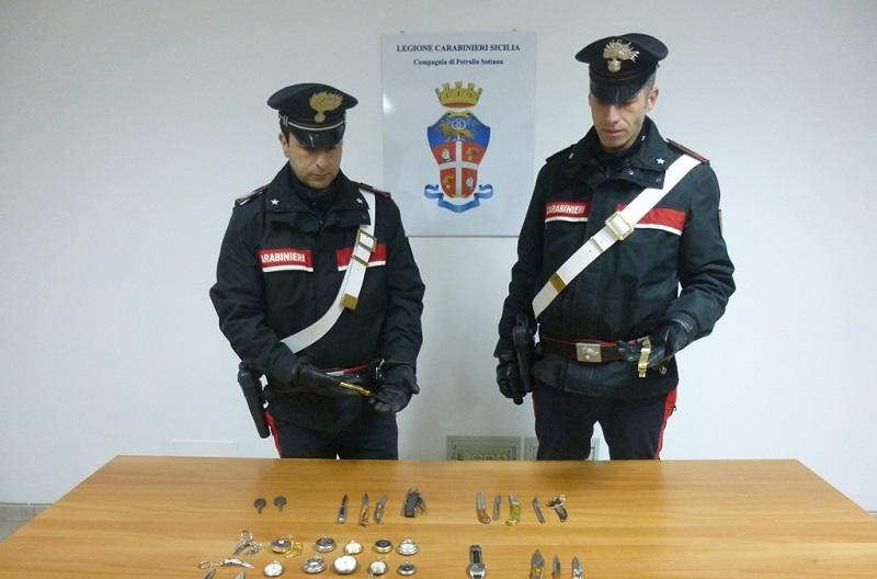 Alcol, droga e armi: maxi-operazione dei Carabinieri sulle Madonie. Sequestri e denunce