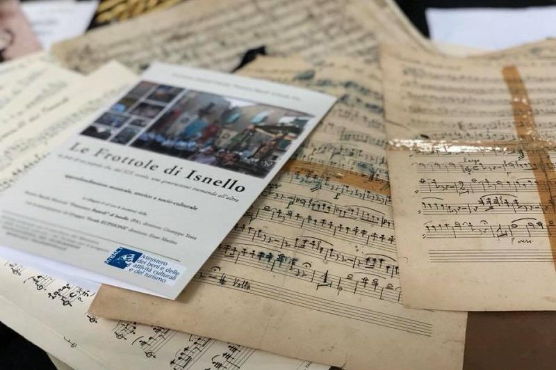 Le frottole di Isnello: presentato il volume e il cd dell'associazione Bajardi