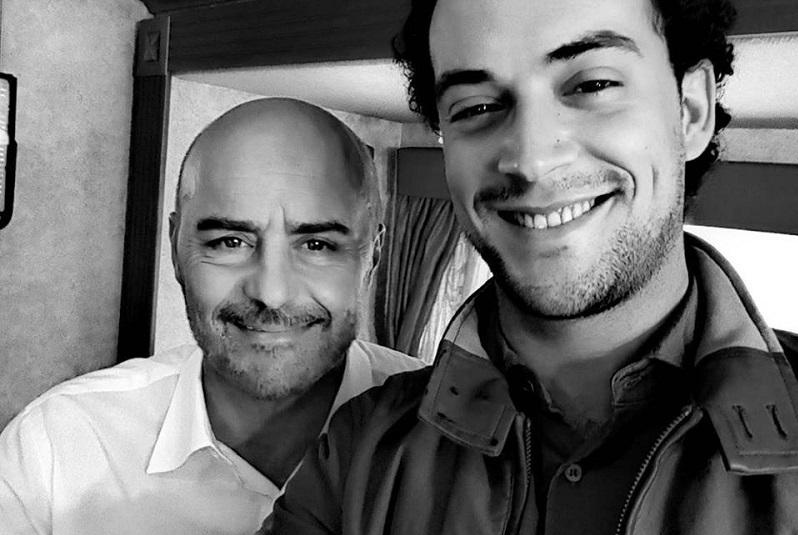 """L'attore di Castellana Bruno Di Chiara stasera protagonista ne """"Il Commissario Montalbano"""""""