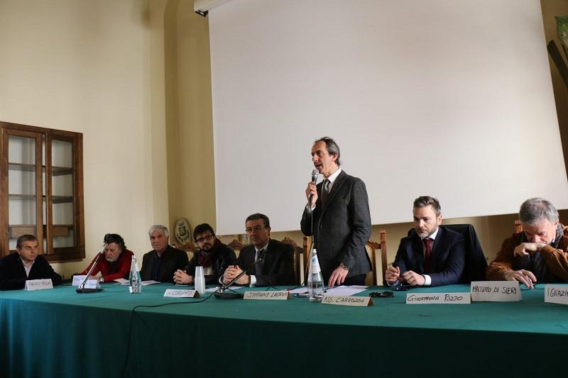 Nasce l'Unione dei gruppi storici della regione siciliana