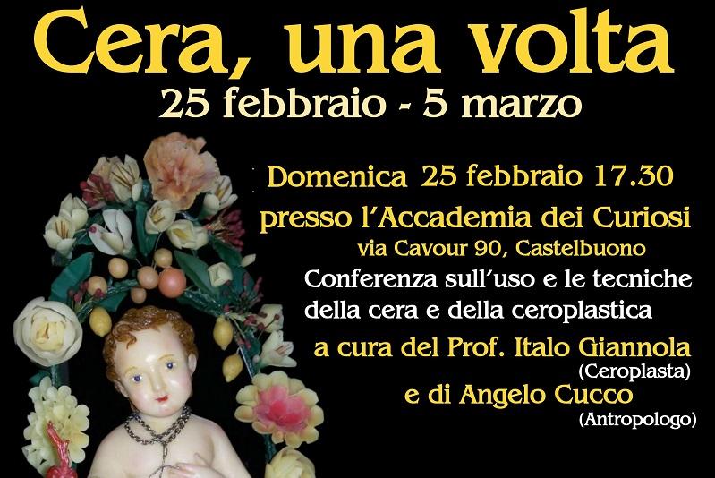 I segreti della cera e una mostra: a Castelbuono la giornata/evento con Italo Giannola