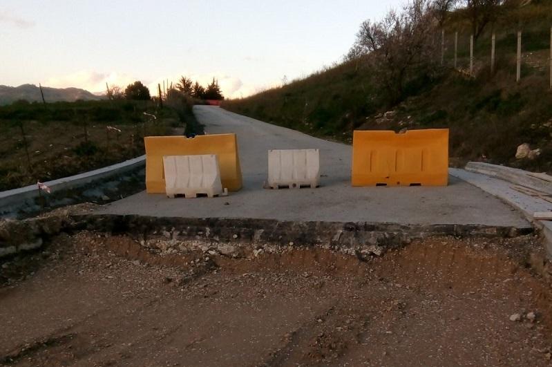 Alimena, appaltati dopo anni i lavori di ripristino della statale 290 per Calascibetta