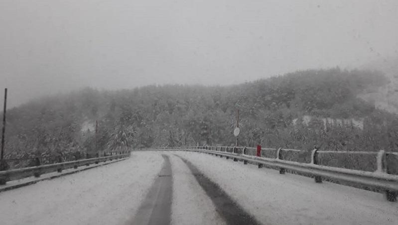 Madonie, arriva il gelo: ultimo dell'anno e capodanno con la neve