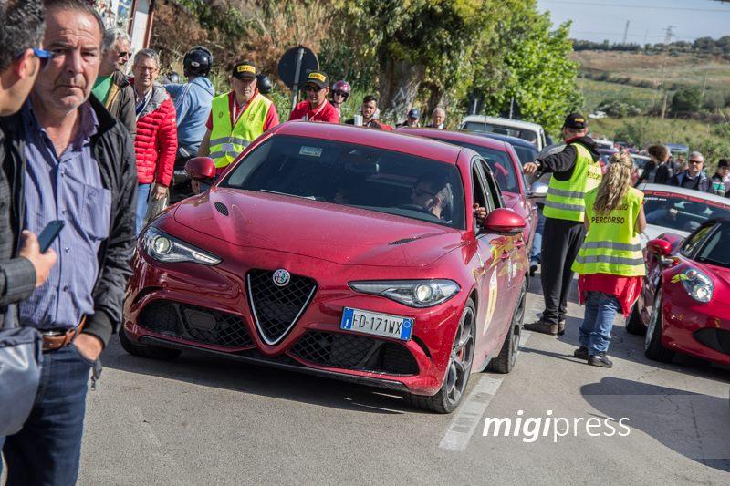 Gangi, passione Alfa Romeo: il 29 aprile il raduno nel borgo madonita