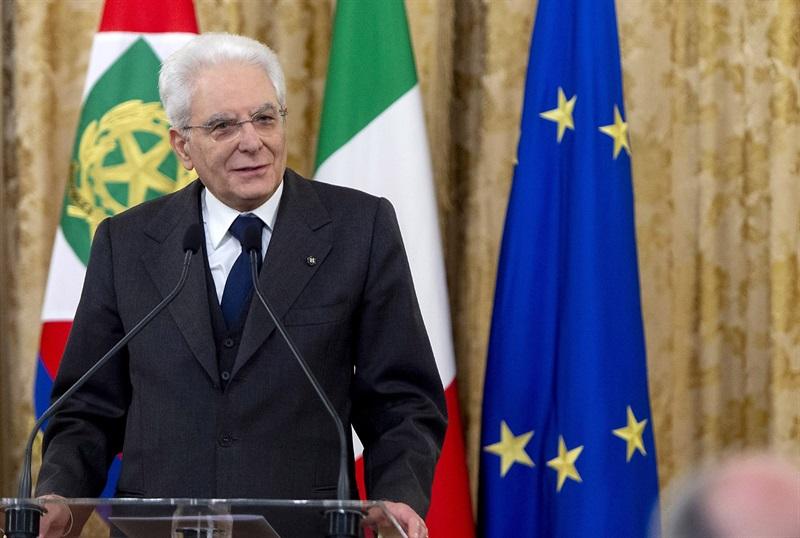 """Il presidente Mattarella: """"Chi vive nei piccoli comuni non può subìre disagi"""""""