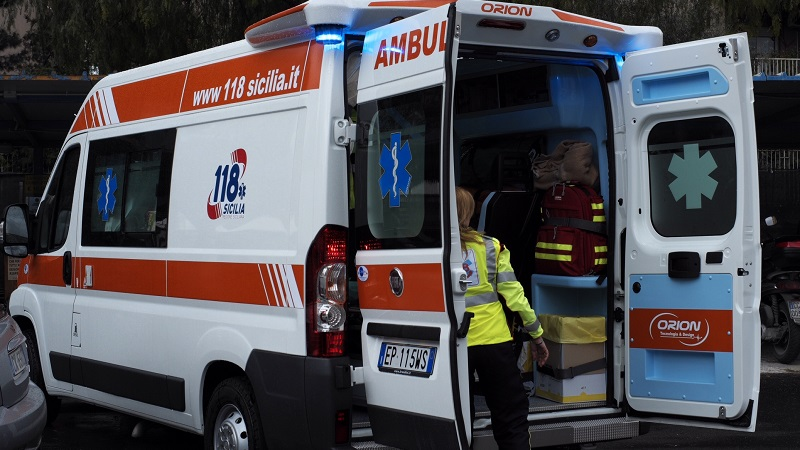 incidente muratore operaio