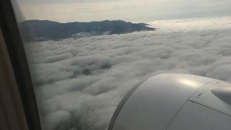 Troppa nebbia, il volo Ryanair Palermo-Pisa atterra a Bologna