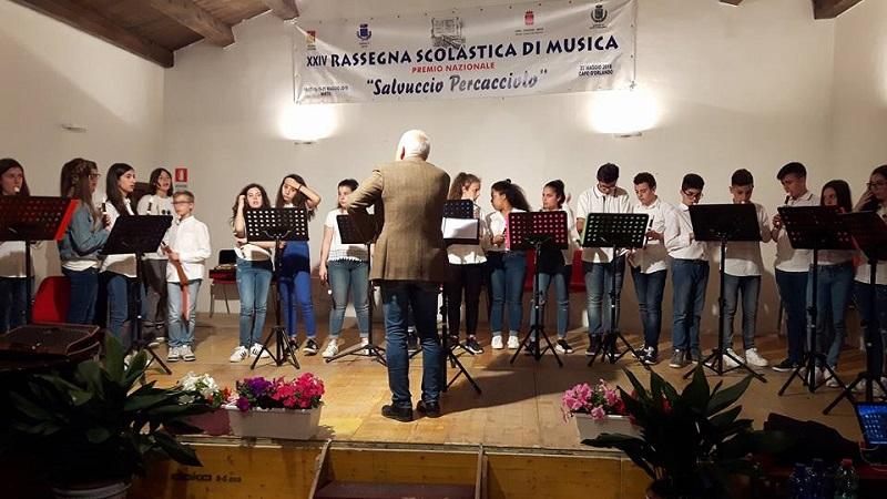 La musica nel sangue: che risultati a Mirto per gli studenti del comprensivo Pollina-San Mauro