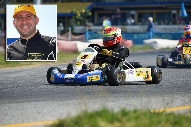 Campionato nazionale kart, il castelbuonese Campo a Jesolo è tra i grandi
