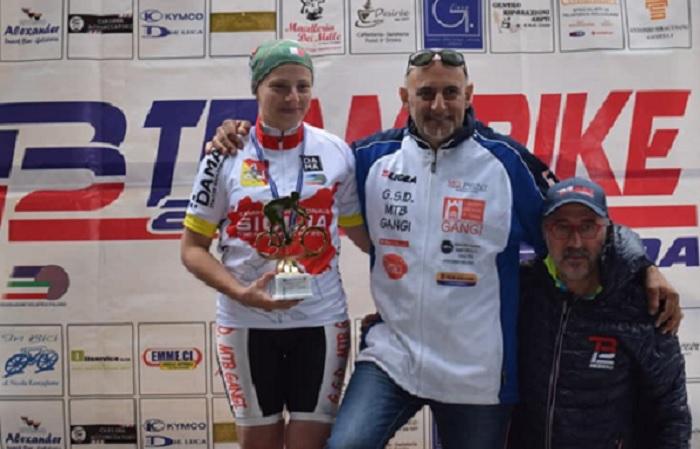 Mountain bike, la Gsd Mtb Gangi conquista un prestigioso titolo regionale