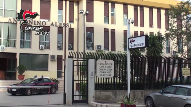 Furti, rapine e droga: i Carabinieri smantellano a Termini due gruppi criminali