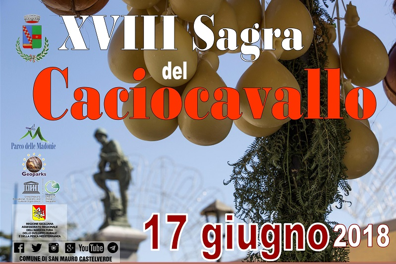 """San Mauro Castelverde, casari """"live"""" e degustazioni: c'è la Sagra del Caciocavallo"""