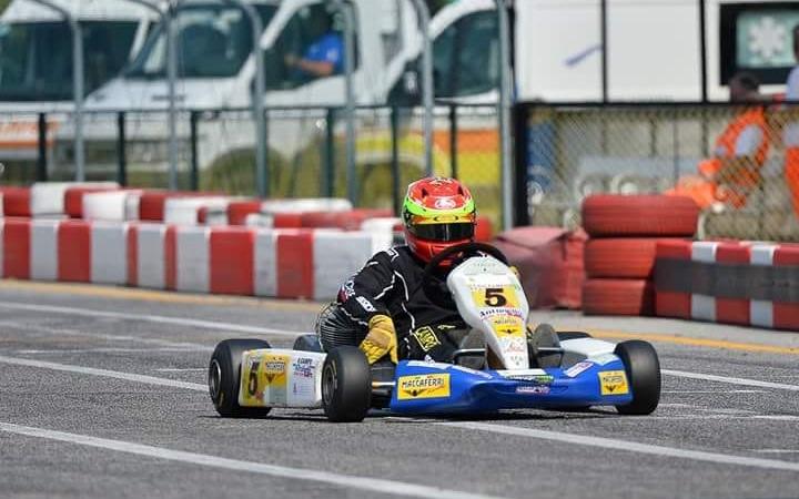 Kart, il castelbuonese Vincenzo Campo chiude la stagione nella top 10