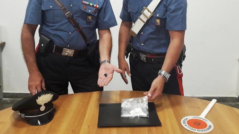 Campofelice, sorpresi in auto con cocaina: i Carabinieri arrestano due giovani di Cefalù