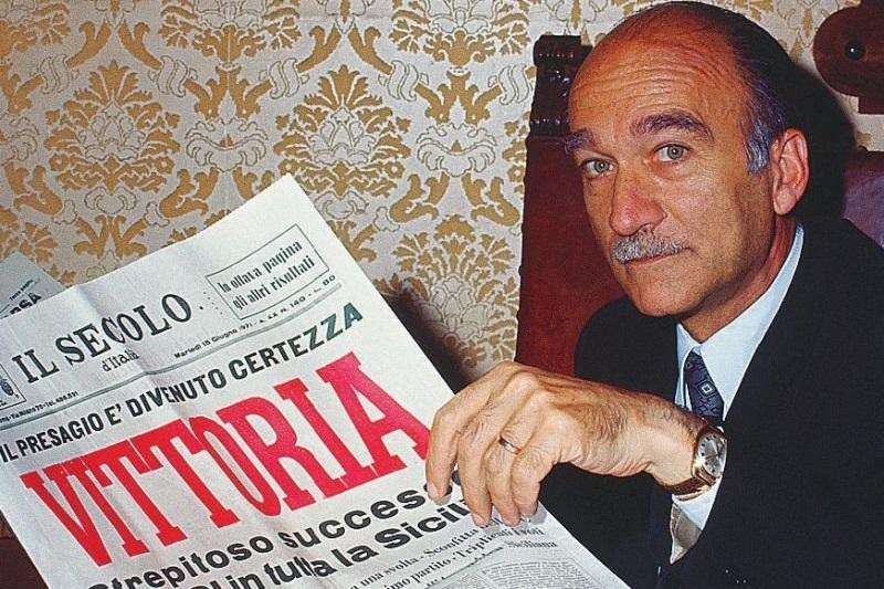 """Termini, una via per Giorgio Almirante. La Cgil: """"Decisione inopportuna"""""""