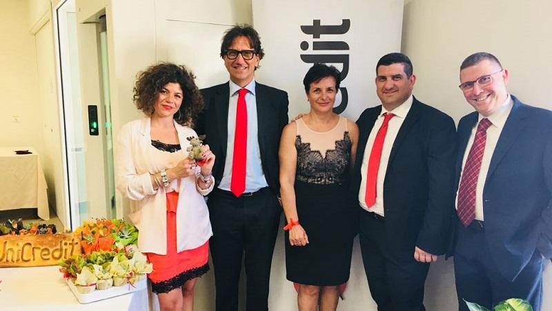 Bivio Madonnuzza, inaugurata la nuova filiale di Unicredit