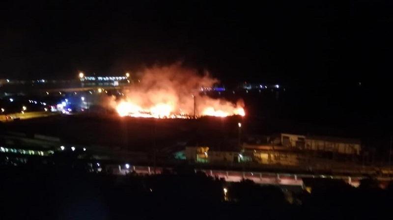 incendio-isola-ecologica-termini