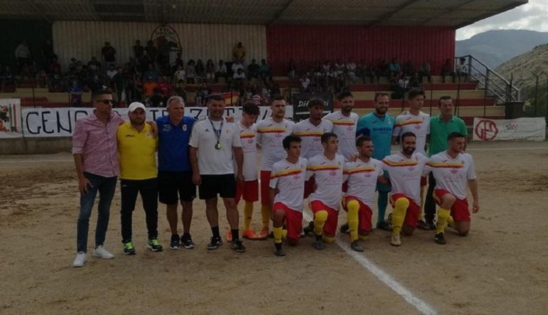 Coppa Italia Eccellenza, Caccamo vince di misura il derby contro Castelbuono