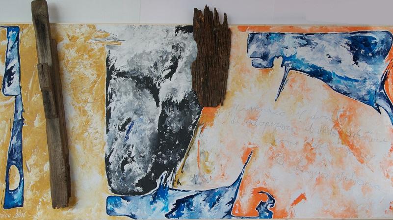 Cefalù, si inaugura all'Ottagono la mostra dell'artista gangitano Francesco Biondo