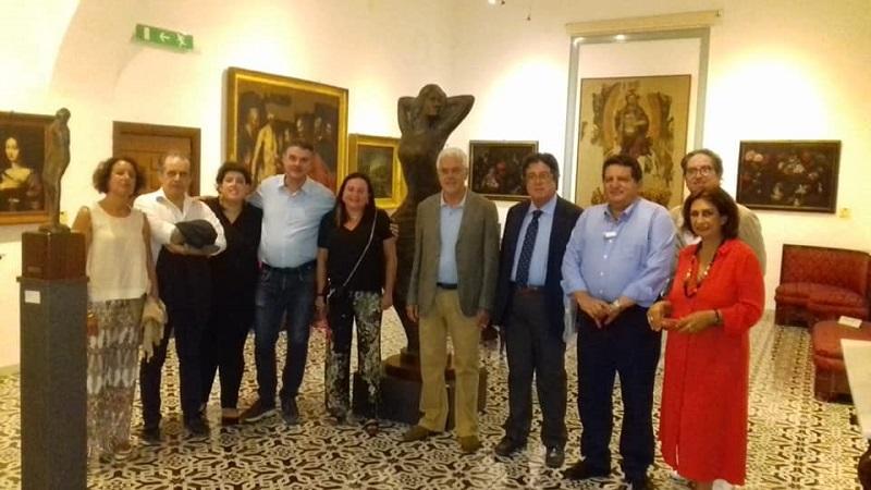 """Cefalù, l'assessore Tusa visita il museo Mandralisca: """"Esempio di buona gestione"""""""