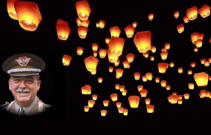 Campofelice,100 lanterne per ricordare il sacrificio di Carlo Alberto Dalla Chiesa