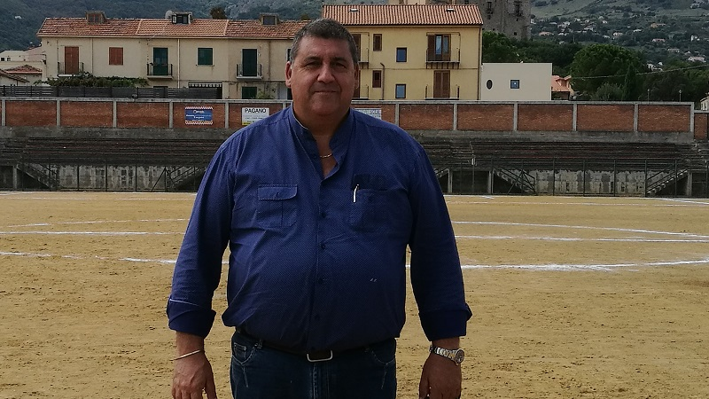 """Castelbuono, concluso il rifacimento del campo dello stadio """"Luigi Failla"""""""
