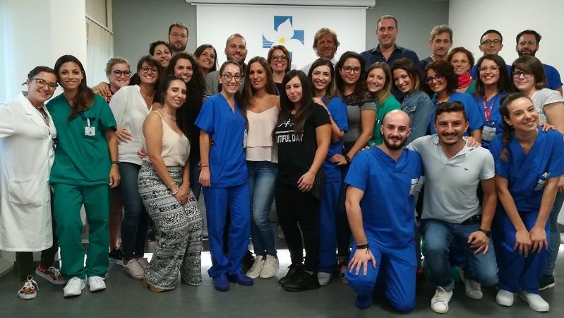 Cefalù, al Giglio si realizza il sogno di 32 infermieri: firmate stamattina le stabilizzazioni