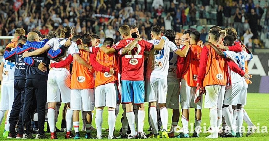 Caos Serie B: al Catania serve un vero e proprio miracolo