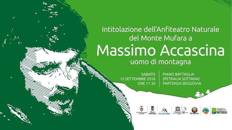 Piano Battaglia, l'Anfiteatro naturale della Mufara intitolato a Massimo Accascina