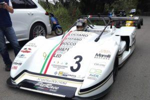Walter Marelli - Osella PA BMW